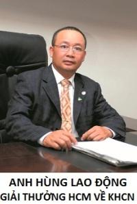 TGĐ Nguyễn Tăng Cường của cơ khí Quang Trung