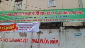 BigC ninh bình tuyển dụng 400 lao động ngày 19/3/2013